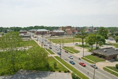 Carbondale Aerial View