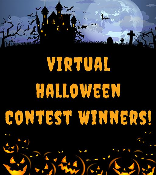 Virtual Halloween Contest Winners Selected